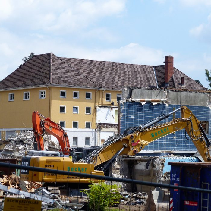 Baustellenmarketing